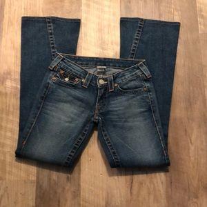 True Religion Joey jeans size 25